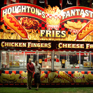 Houghton Fries